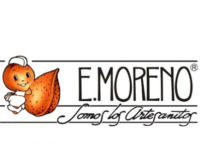 E. Moreno logo