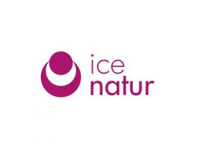 Ice Natur logo