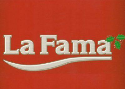 La Fama logo