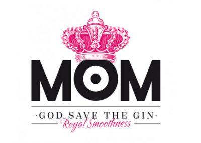 Mom Gin logo