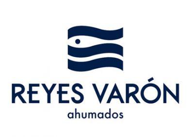 Reyes Varón logo